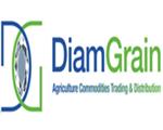 Diam grain logo