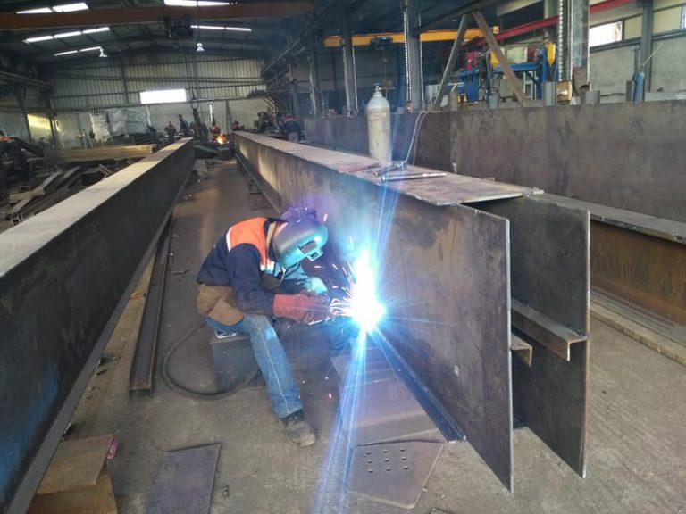 atelier de fabrication